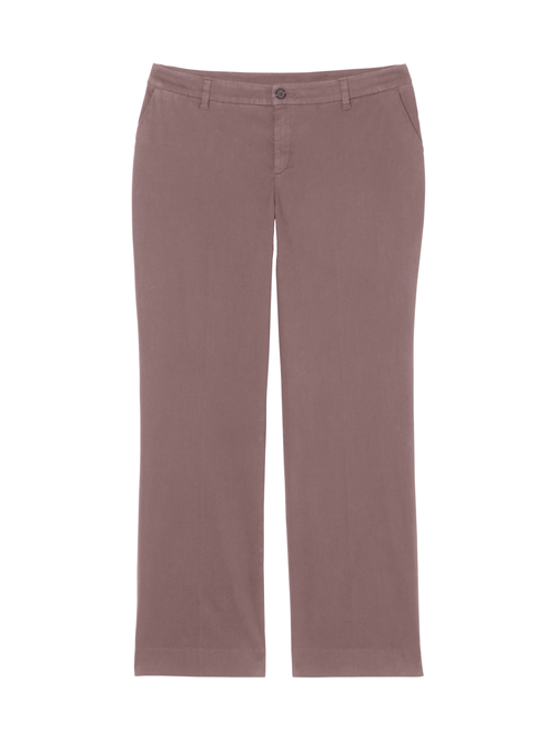 Sarahi Brushed Sateen Trouser - Tall