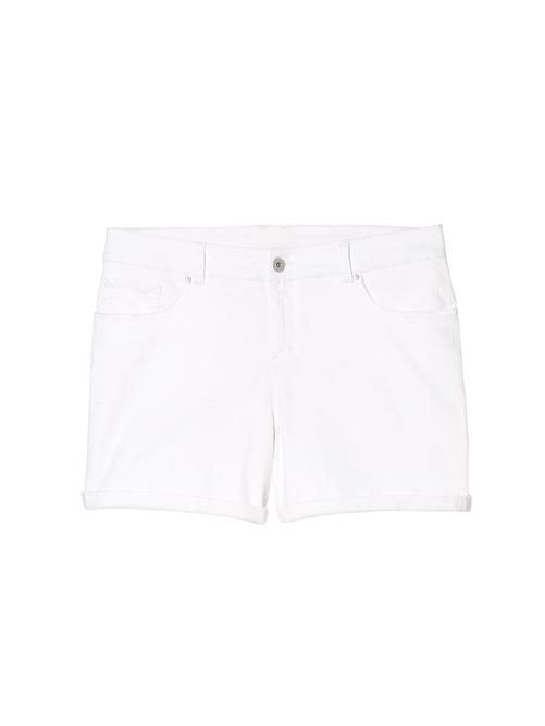Naomi Cuffed Shorts 0