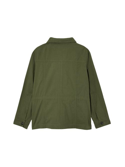 Camellia Cargo Jacket 1