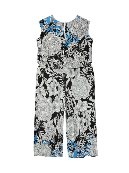Kelton Knit Printed Jumpsuit