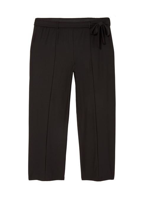 Newport Wide Leg Pant with Belt