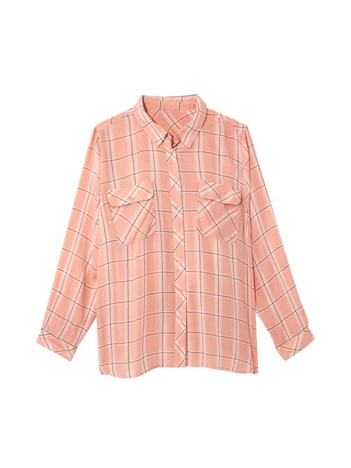 Finley Long Sleeve Plaid Shirt