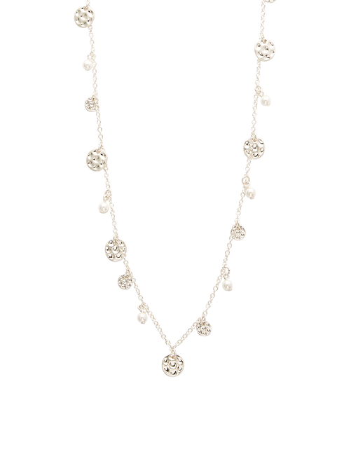 Zoe Fresh Water Pearl Necklace 0
