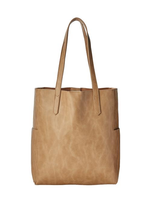 Zerona Vegan Leather Everyday Tote Bag