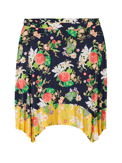 Derry Printed ITY Skirt