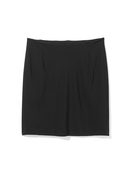 Caspian Seamed Pencil Skirt
