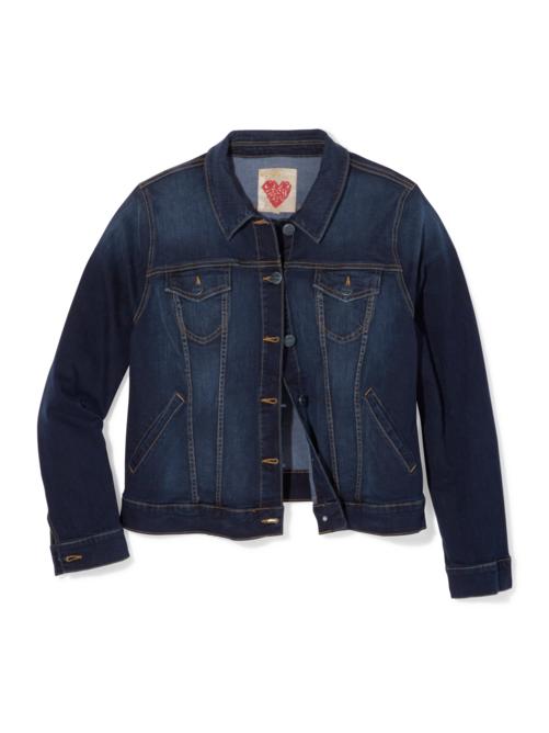 Ivy Denim Jacket 2