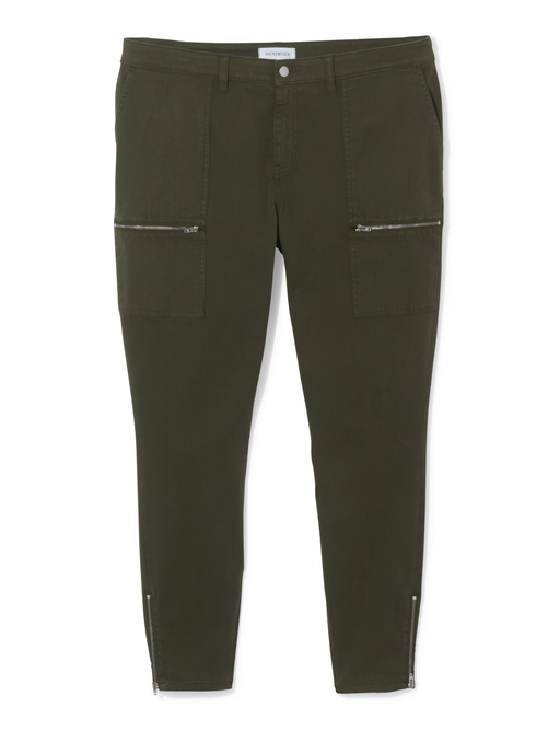 Goodall Utility Pant with Zip Detail