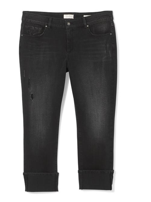Calyer Straight Cuff Jean