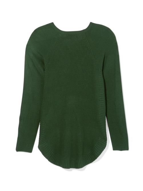 Taylor Side Zip Sweater 1