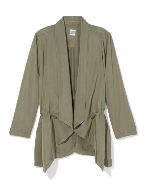 Cedar Draped Jacket