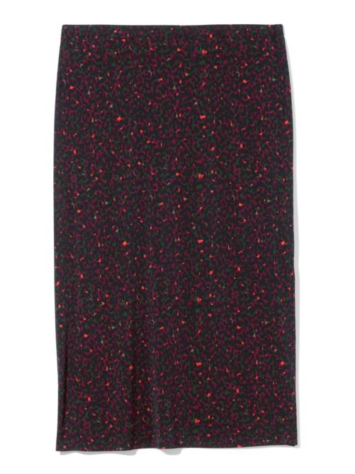 Jasmine Slit Maxi Skirt 1