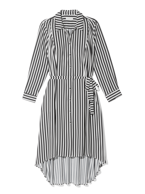 Miranda Hi-Lo Shirt Dress