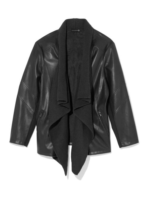 Aral  Draped Jacket