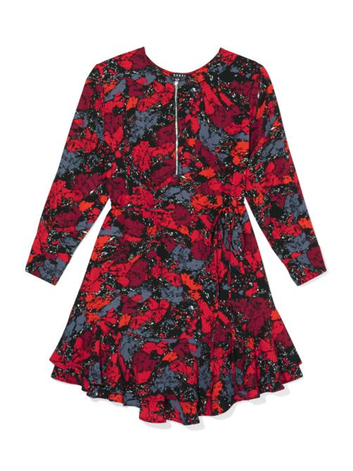 Diana Split Shoulder Dress