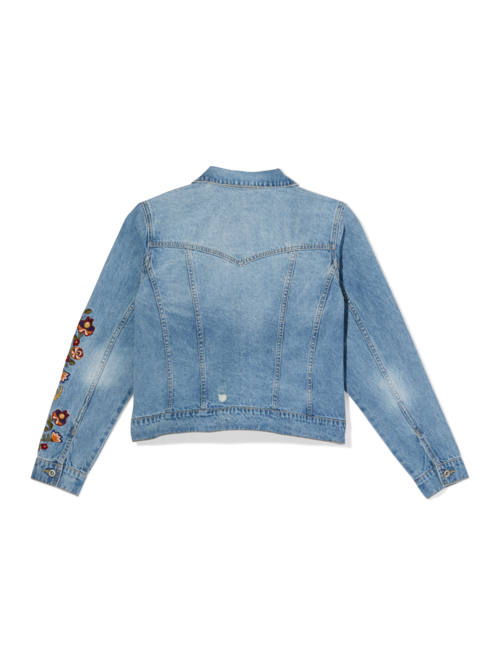 Arysta Embroidered Jacket 1