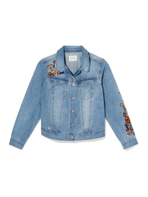 Arysta Embroidered Jacket 0