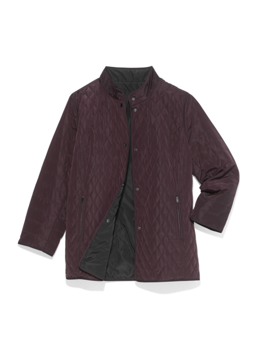 Biscay Quilted Reversible Jacket 2