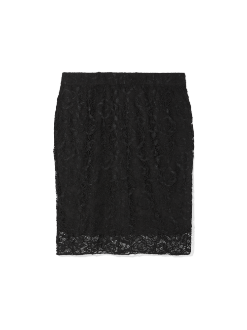Lily Lace Pencil Skirt