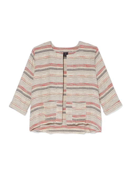 Stacey Jacquard Jacket