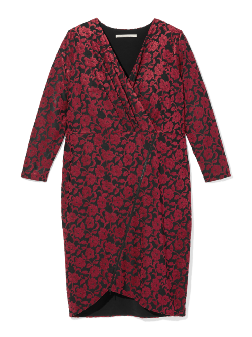 Theresa Zip Dress