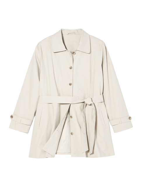 Moselle Single Breasted Trench Coat 2