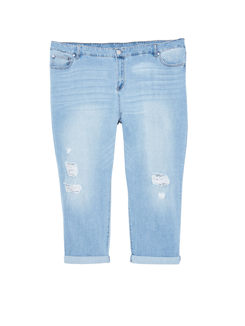 Irving Straight Ankle Jean