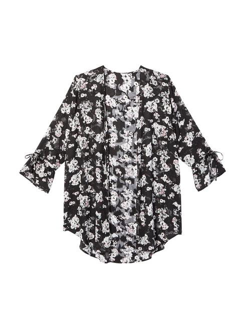 Gianna Printed Kimono