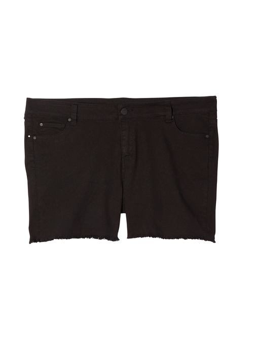 Broome Frayed Hem Short