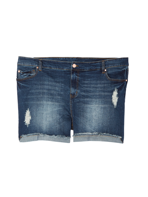 Sullivan Destructed Rolled Short