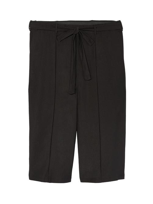 Shanghai Gaucho Pant with Tie Belt