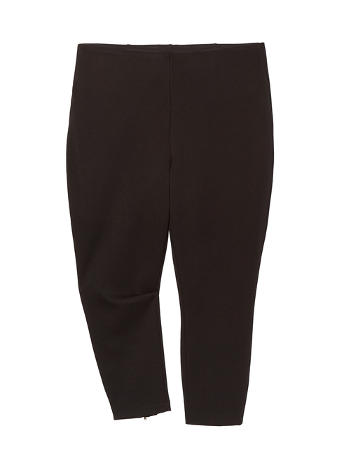 Mindy Capri Legging with Zipper Detail 2