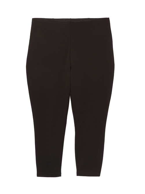 Mindy Capri Legging with Zipper Detail