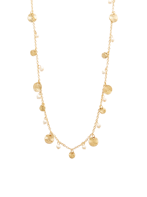 Zoe Fresh Water Pearl Necklace