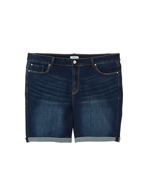 Mayfair Double Roll Cuff Short