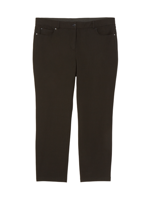Jeannie Straight-leg Stretch Pant