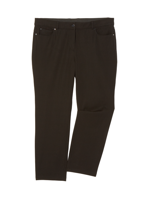 Jeannie Straight-leg Stretch Pant 2