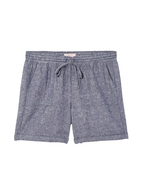 Phuket Linen Short
