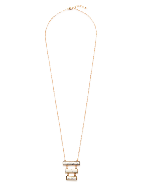 Barre Necklace 1
