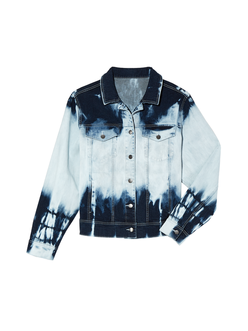 Pacific Wash Denim Jacket