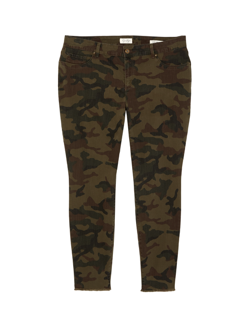 Roni Colored Twill Super Skinny Jean