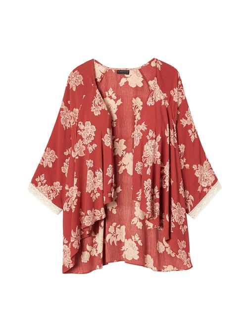 Nami Lace Sleeve Kimono