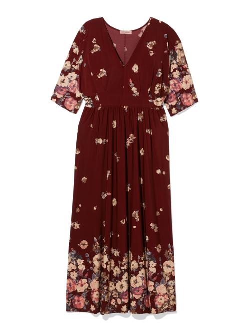 Malibu Boho Maxi Dress