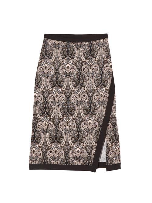 Scarlet Maxi Skirt
