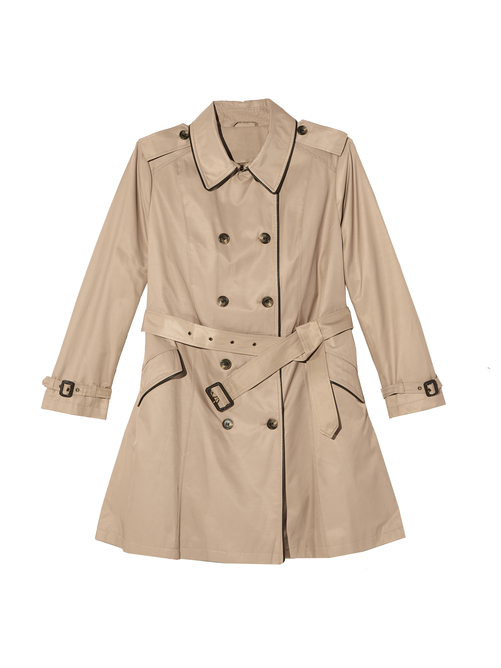 Whitaker Trench Coat