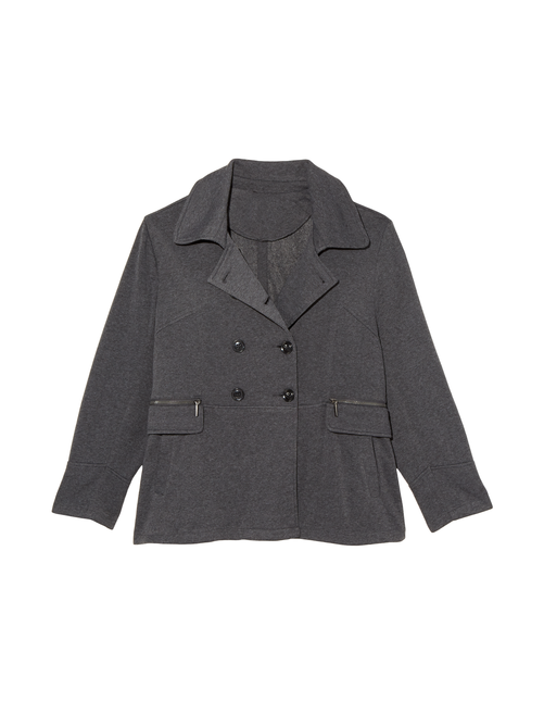 Roxanne Pea Coat 0