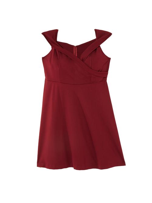 Lettie Off the Shoulder Dress 2