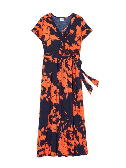 Miami Wrap Maxi Dress