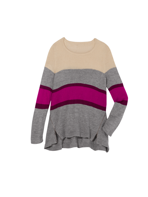 Darcy Zipper Sweater 3