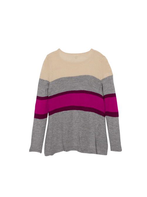 Darcy Zipper Sweater 1